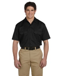 Dickies Men's 5.25 oz./yd² Short-Sleeve Work Shirt