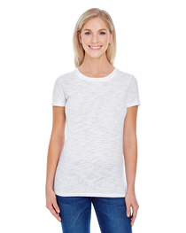 Threadfast Ladies' Slub Jersey Short-Sleeve T-Shirt