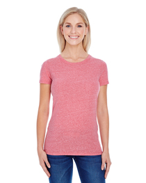 Threadfast Ladies' Triblend Short-Sleeve T-Shirt