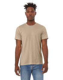 Bella Unisex Heather CVC Short-Sleeve T-Shirt