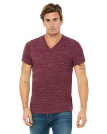 Bella Unisex Jersey Short-Sleeve V-Neck T-Shirt