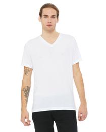 Bella Unisex Triblend V-Neck T-Shirt