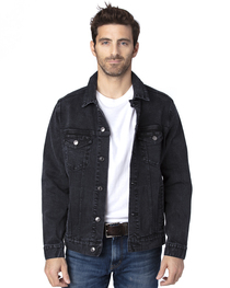 Threadfast Unisex Denim Jacket