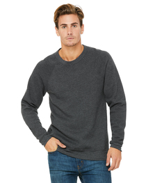 Bella Unisex Sponge Fleece Crewneck Sweatshirt