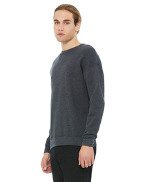 Bella Unisex Drop Shoulder Fleece