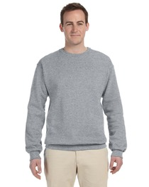 "Jerzees ""Adult 13.3 oz./lin. yd., NuBlend® Fleece Crew"""
