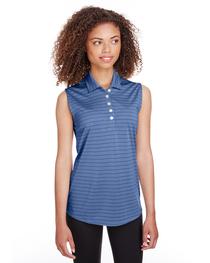 Puma Golf Ladies' Rotation Stripe Sleeveless Polo