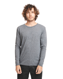 Next Level Men's Triblend Long-Sleeve Crew