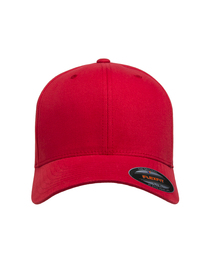 Flexfit Adult Brushed Twill Cap