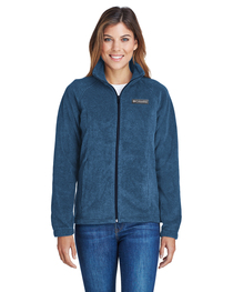 Columbia Ladies' Benton Springs™Full-Zip Fleece