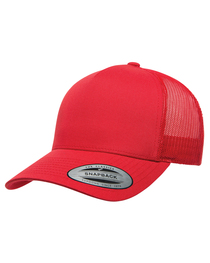 Yupoong Adult 5-Panel Retro Trucker Cap