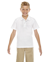 Extreme Youth Eperformance™ Shield Short-Sleeve Polo