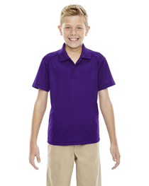 Extreme Youth Eperformance™ Shield Short-Sleeve Polo