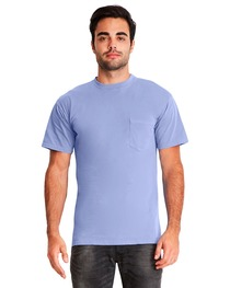 Next Level Adult Inspired Dye Crew with Pocket