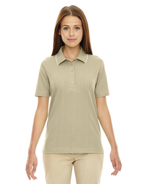 Extreme Ladies' Edry® Needle-Out Interlock Polo