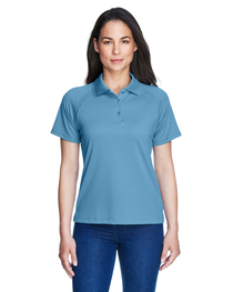 Extreme Ladies' Eperformance™ Ottoman Textured Polo