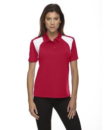 Extreme Ladies' Eperformance™ Colorblock Textured Polo