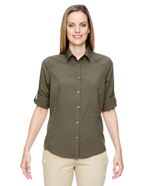 North End Ladies' Excursion Concourse Performance Shirt