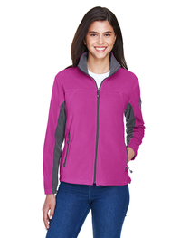North End Ladies' Microfleece Jacket