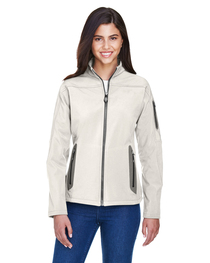 North End Ladies' Soft Shell Technical Jacket