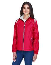 North End Ladies' Endurance Lightweight Colorblock Jacket