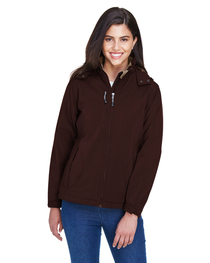 North End Ladies' Glacier Insulated Soft Shell Jacket