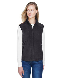 North End Ladies' Voyage Fleece Vest