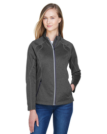 North End Ladies' Gravity Performance Fleece Jacket