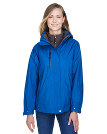 North End Ladies' Caprice 3-in-1 Jacket  Soft Shell Liner