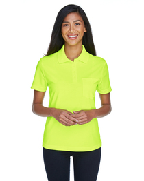 Core 365 Ladies' Origin Performance Piqué Polo with Pocket