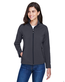 Core 365 Ladies' Cruise Two-Layer Soft Shell Jacket