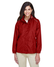 Core 365 Ladies' Climate Seam-Sealed Lightweight Ripstop Jac