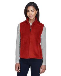 Core 365 Ladies' Journey Fleece Vest