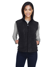 Core 365 Ladies' Journey Fleece Vest