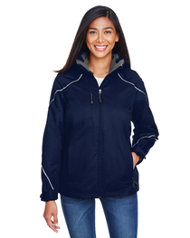 North End Ladies' Angle 3-in-1 Jacket