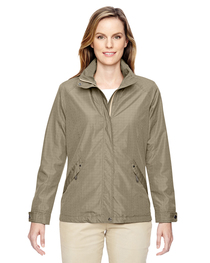 North End Ladies' Transcon Lightweight Jacket  Pattern