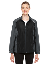 Core 365 Ladies' Stratus Colorblock Lightweight Jacket