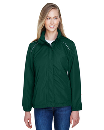 Core 365 Ladies' Profile Fleece-Lined All-Season Jacket