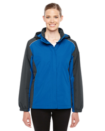 Core 365 Ladies' Inspire Colorblock All-Season Jacket