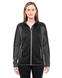 North End Ladies' Motion Fleece Jacket