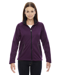 North End Ladies' Splice Soft Shell Jacket