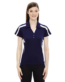 North End Ladies' Accelerate UTK cool logik™ Polo