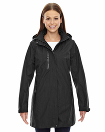 North End Ladies' Lightweight City Length Jacket