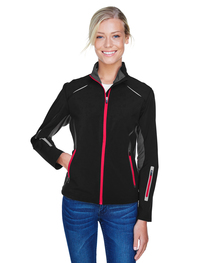 North End Ladies' Pursuit Soft Shell Jacket
