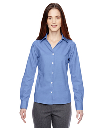 North End Ladies' Precise Wrinkle-Free Shirt