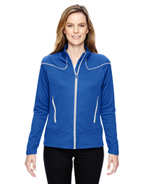 North End Ladies' Cadence Brush Back Jacket