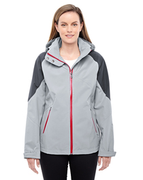 North End Ladies' Impulse Interactive Seam-Sealed Shell