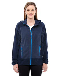 North End Ladies' Vortex Polartec® Active Fleece Jacket
