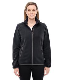 North End Ladies' Vector Interactive Polartec® Fleece Jacket