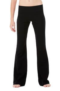 Bella Ladies' Cotton/Spandex Fitness Pant